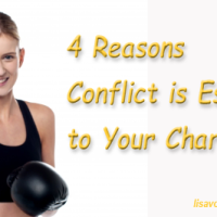 Fiction Friday: 4 Reasons Conflict is an Essential Tool for Your Characters