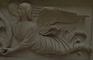 Winged Wednesday: Do Angels Have Wings?
