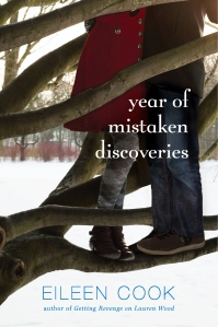 Year of Mistaken Discoveries Cover