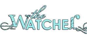 The Watcher lettering